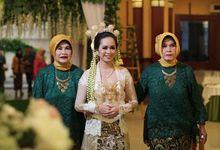 The Wedding Of Nadia by Vivie Bride