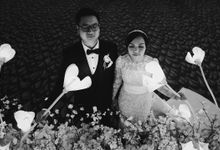 The Wedding of Dion & Kristine by Bloom Gift