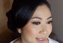 Natasha's make up by By Saraswati Hamid