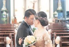 """The Wedding Of Radith & Vita """" For 3Kencana """" by MOSSA Photography"""