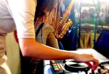 DJ ft Saxophone for Wedding Party  by Dream Art Musical