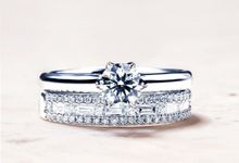Engagement Ring by Lovemark Diamond