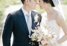 The Wedding of Federick & Winny by Bloom Gift