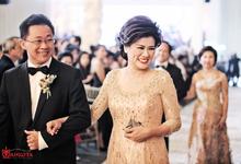 Adrian & Ellen Wedding by Mahkota Wedding Organizer