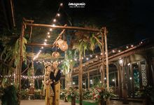 Wedding of D&T by Imagenic