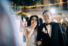 CHRISTIAN & COLLEEN WEDDING by DHIKA by MA Fotografia