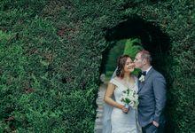 Jacob & Valencia Melbourne Wedding by Ian Vins