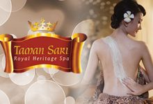 A Romantic Wedding Package by Taman Sari Royal Heritage Spa Mustika Ratu