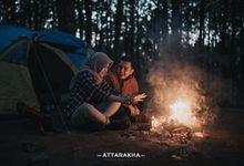 Prewedding Nunuy & Eza by Attarakha Fotografi
