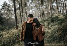 Prewedding Ratih & Gerry by Attarakha Fotografi
