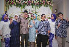 Engagement Arifin Putri by Chandira Wedding Organizer