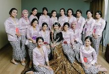 The Wedding of Rara & Fascha by Chandani Weddings