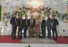 From the love celebration of Mira & Aldi by Lengkung Warna
