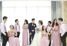 WEDDING FLORIST by Erich Decoration