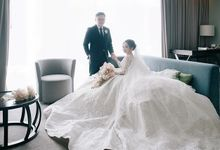 The wedding of Willy & Sherly by Avena Photograph
