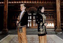 Pre-Wedding Photo of Ms. Nadya and Mr. Tri by Rumah Joglo Pandu