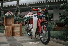 Wedding Sarah & Art by Attarakha Fotografi