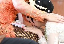 Tika & Hari's Wedding Blessing Ceremony Part II by Jasmine Wedding Bali
