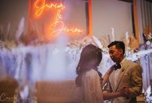 Wedding of Junior and Devina by Casablanca Design