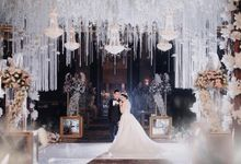 Kempinski - William & Gita by Maestro Wedding Organizer