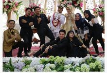 The International Wedding of Via & Adhit by MC Wedding Banna