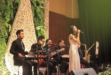 Chambers murni ( 1 Singer ) at Sasana Kriya Carani by HEAVEN ENTERTAINMENT