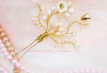 Serendipity Hairpiece by Belle La_vie