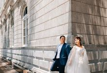 Singapore Pre-wedding of Jimmy and Yeni by Ceraco
