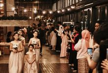 Premium Intimate Wedding at Century Park Hotel by Bright Wedding Jakarta