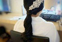 Bride Cika by makeupby.kr