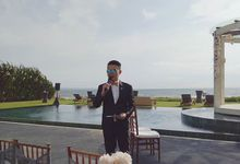 Wedding of Harsono & Brigitta by William Sam