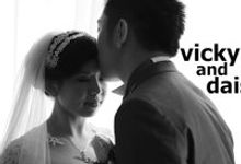 JW Marriott Real Wedding | Vicky + Daisy | by LOVATURE by YSD Photography