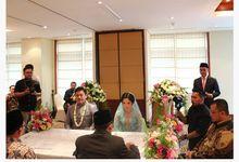 Bilingual Wedding of Fany & Aru by MC Wedding Banna