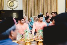 Solemnization by KARL FEIZAL PHOTOGRAPHY
