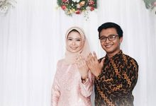 Risna Narendra Engagement story by by Amal Photography
