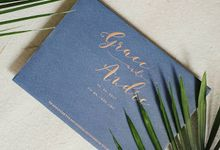 Grace and Andre by Knotted Co.
