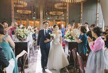 MIA+JJ Actual wedding by Eric Oh  Korean Photographer