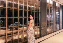 Cheongsam  by Gianina Atelier