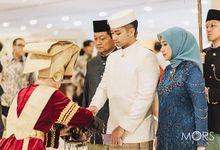The Wedding of Sabrina & Achdi by MORS Wedding