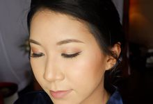 Ann's make up by By Saraswati Hamid