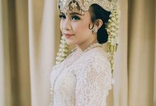 The Wedding of Vika & Satya by Chandani Weddings