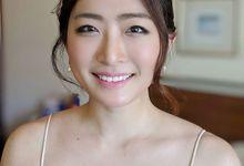 Bridal makeup by Jinnie Lee Korean Makeup & Hair