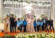 Dinda & Bestion Wedding by HENRY BRILLIANTO