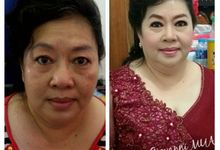 party makeup (middle age) by Levina Giovanni MakeUp Artist