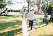 Hayley and Daniel by Bali Brides Wedding Planner
