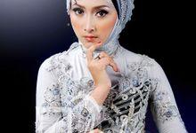 Hasil make up by lulu wedding & salon