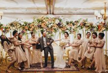 Alsha & Carmen by MAC Wedding
