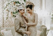 The Wedding of Izan & Okira by Chandani Weddings