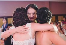 Wedding of Martin + Grace by AB Photographs