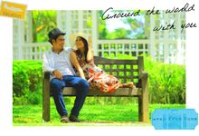 Prewedding by Angelina D'Artz Photography